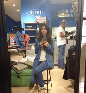 Denim Jeans - 6550/- T shirt - Cotton 3450/- Denim Shirt - 5850/-
