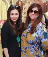 Shamaeel Ansari and Fareshteh Aslam